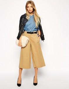 ASOS-Gonna-pantalone-lunga-con-cintura-con-fibbia