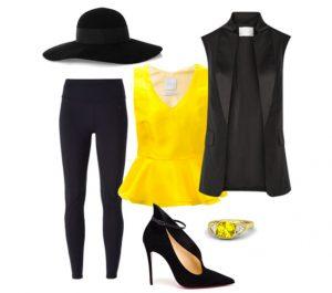 abbinare-giallo-nero